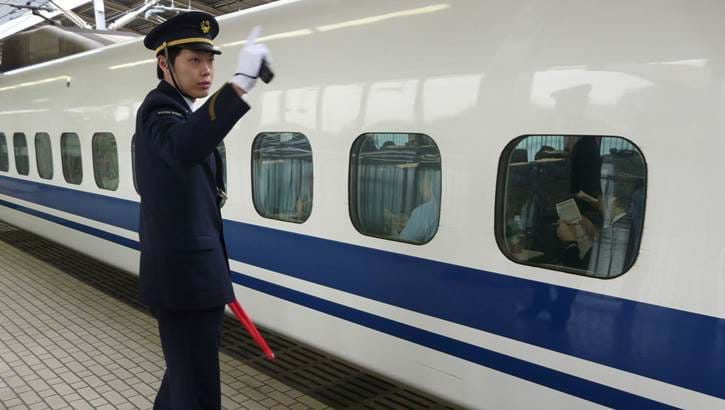 Japan Rail Pass   Bullet train   Train pass in Asia   KILROY