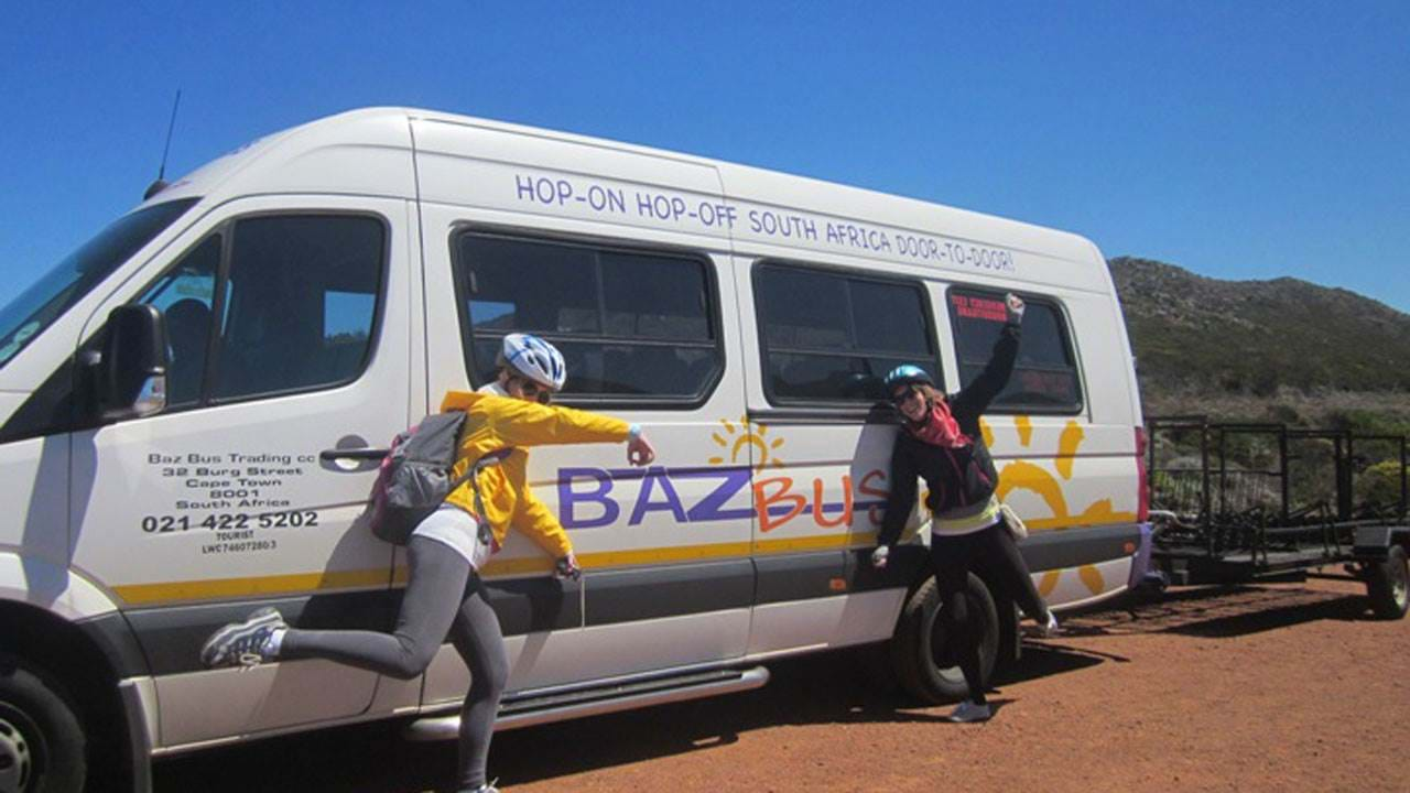 Baz Bus pass in South Africa