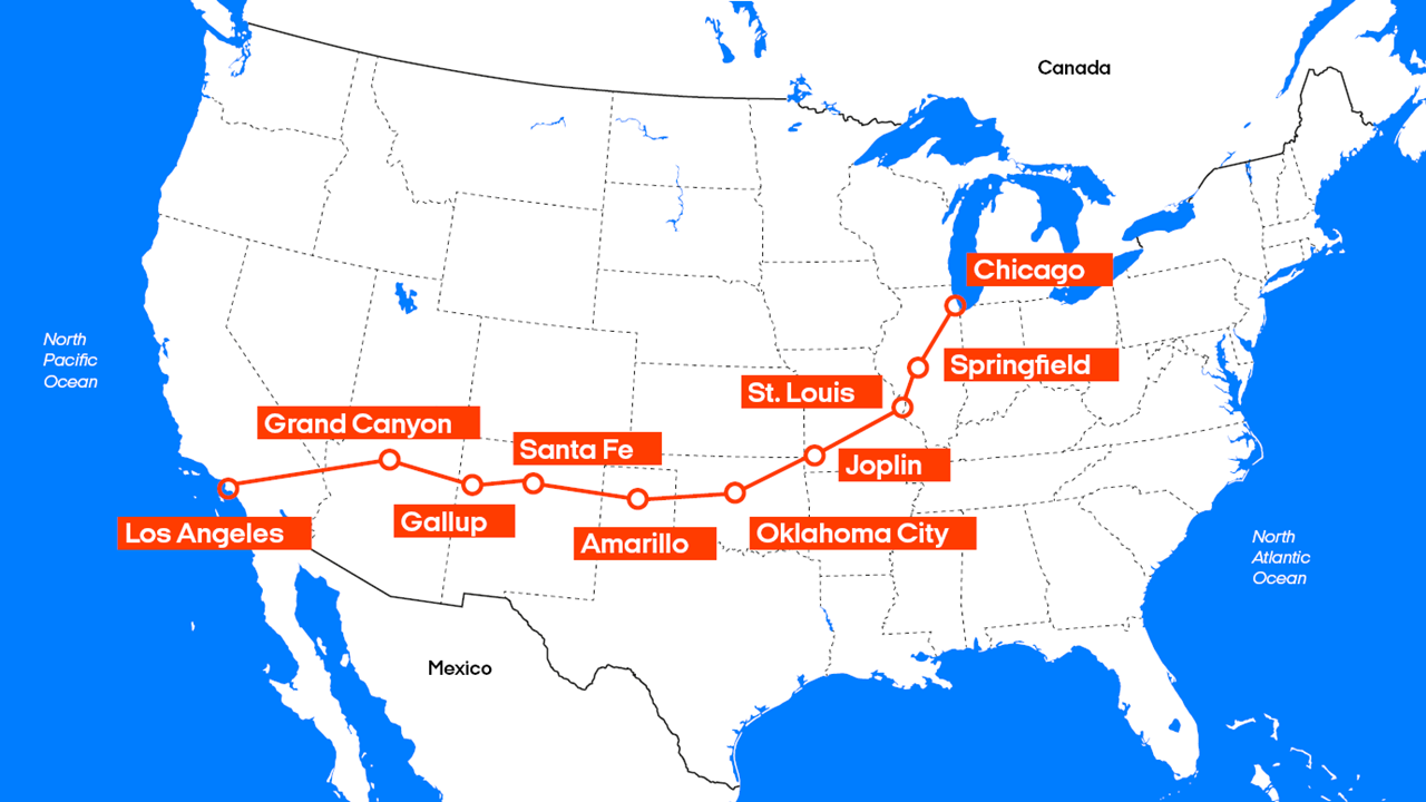 Road trip in USA | Road trip via Route 66 with KILROY Illinois Route Map on chain of lakes illinois map, gardner illinois map, weather for chicago illinois map, interstate 57 illinois map, st louis illinois map, west chicago illinois map, route 24 arizona, will county illinois map, i 80 illinois map, lincoln highway illinois map, 2013 illinois highway map, route 55 in illinois, route 45 illinois map, usa illinois map, garden of the gods illinois map, great river road illinois map, interstate 80 illinois map, starved rock illinois map, northern illinois map, ameren illinois transmission line map,