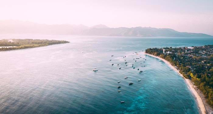 Explore Gili Islands while island hopping in Indonesia