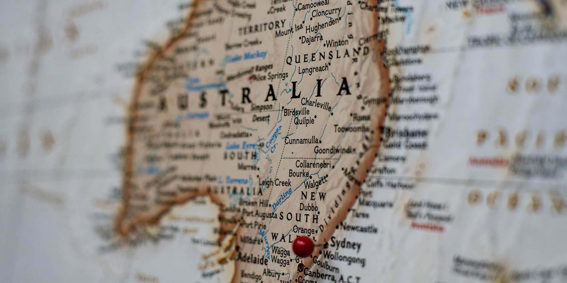 East Coast Australia Road Map.East Coast Road Trip Australia Roadtrip Australia Kilroy