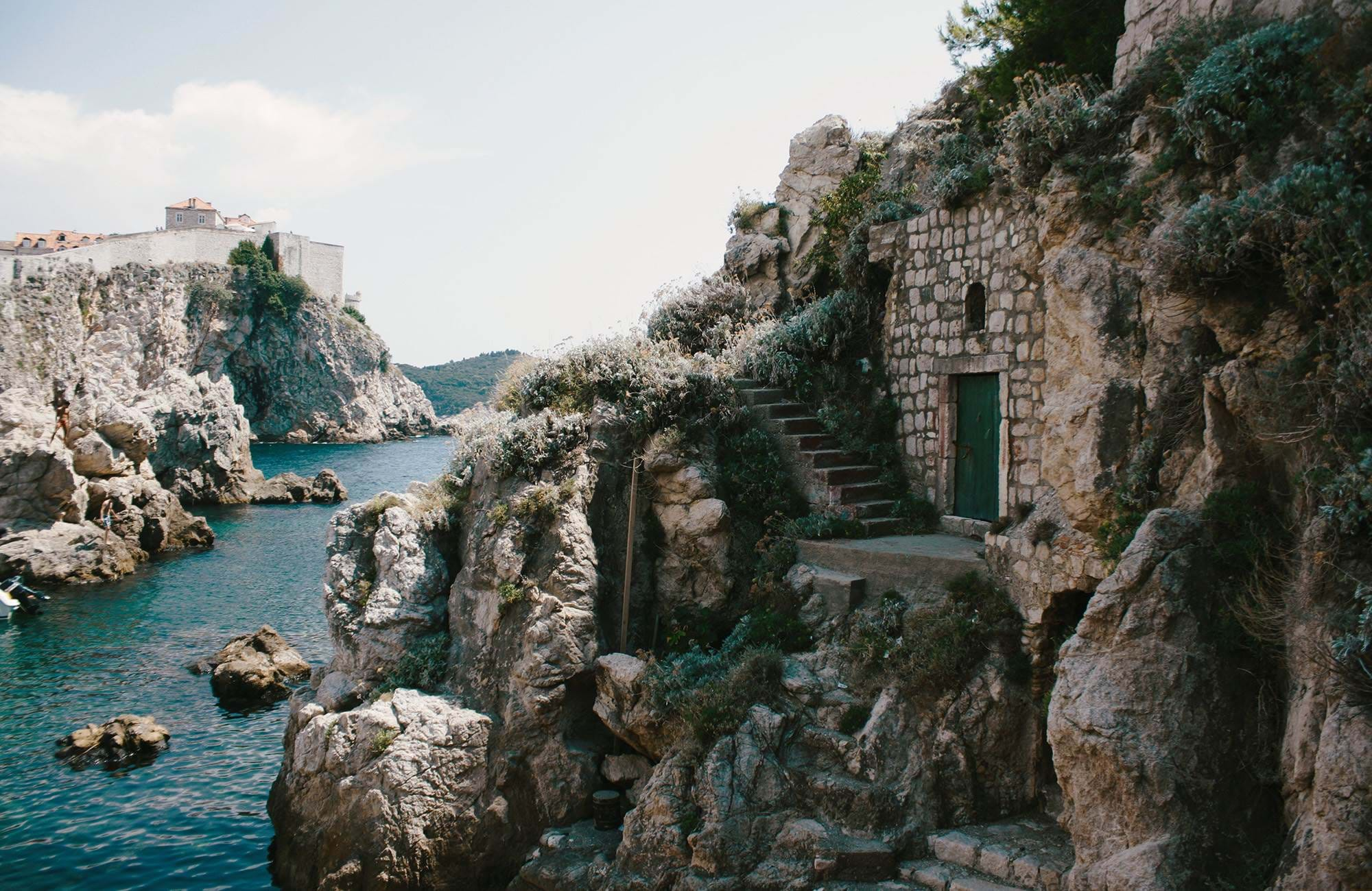 enjoy the beautiful surroundings along the adriatic coast