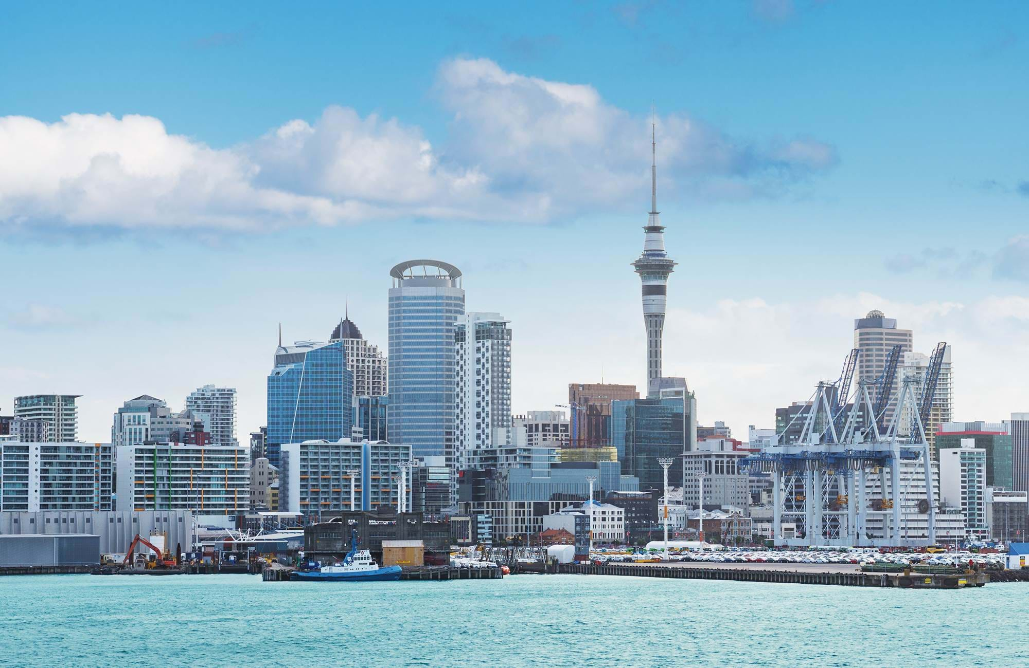 live in auckland as a student