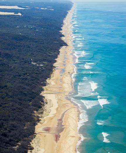 Fraser Island: Fraser Island