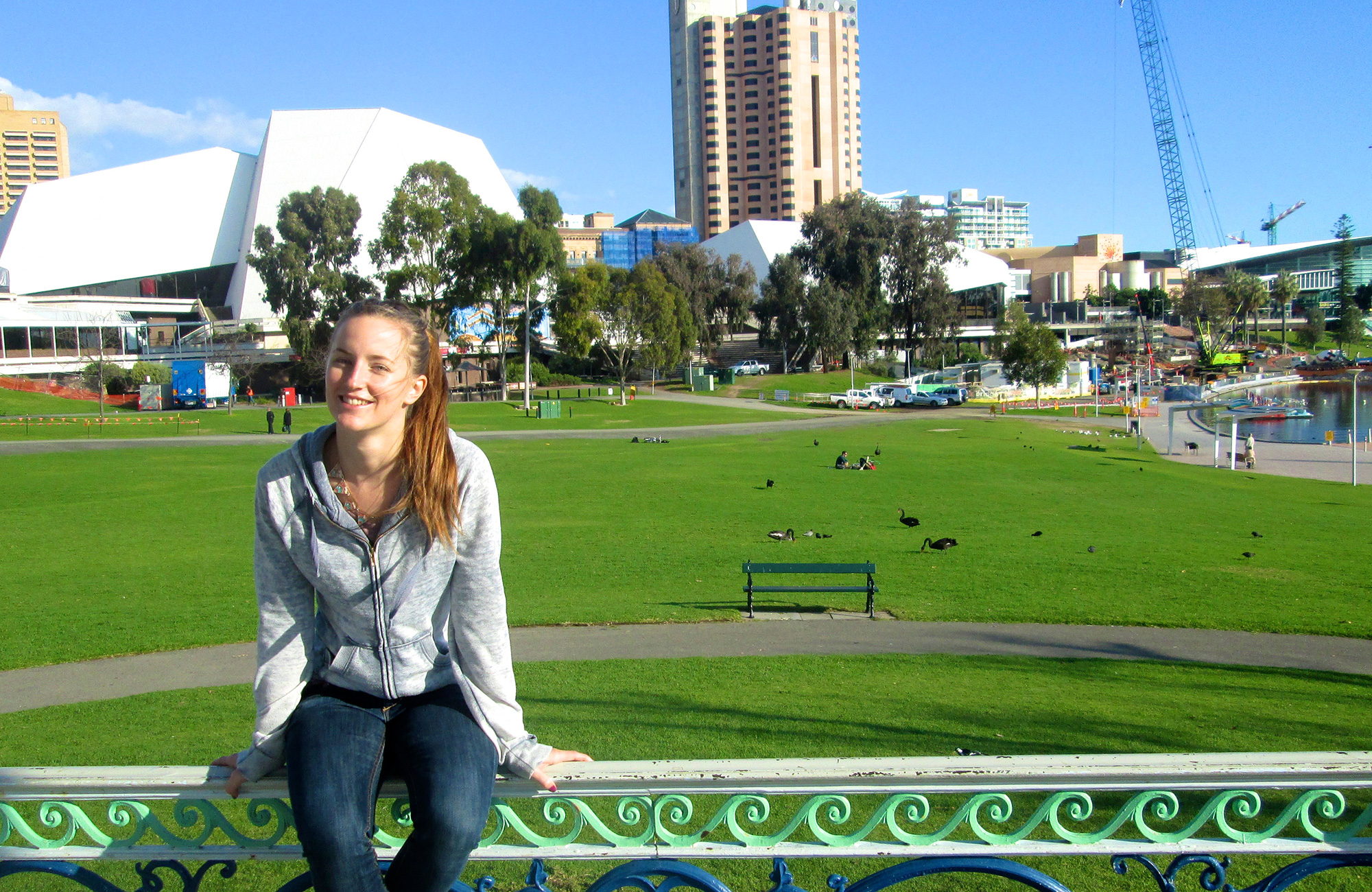 study abroad in adelaide