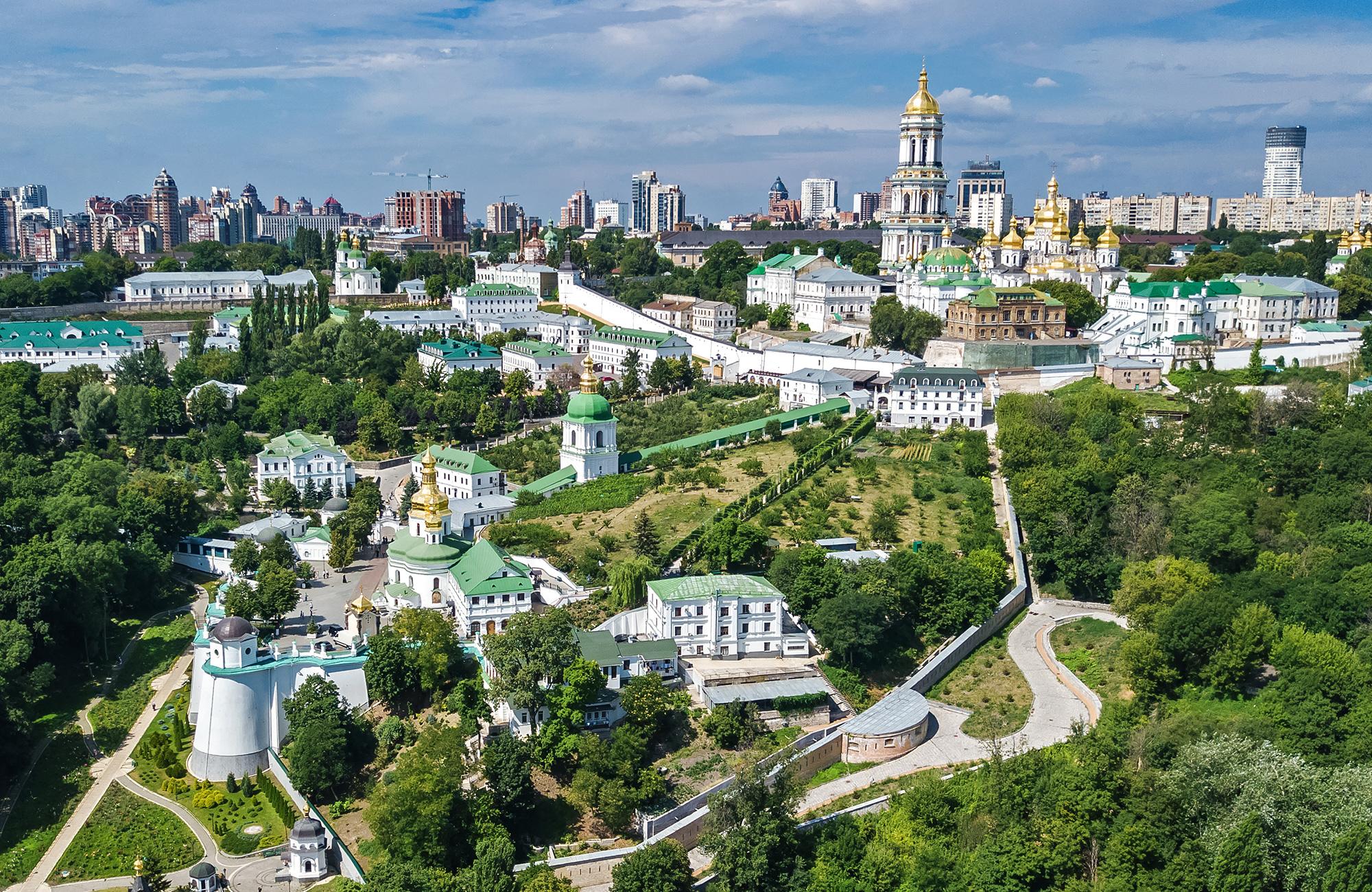 Киев в картинках