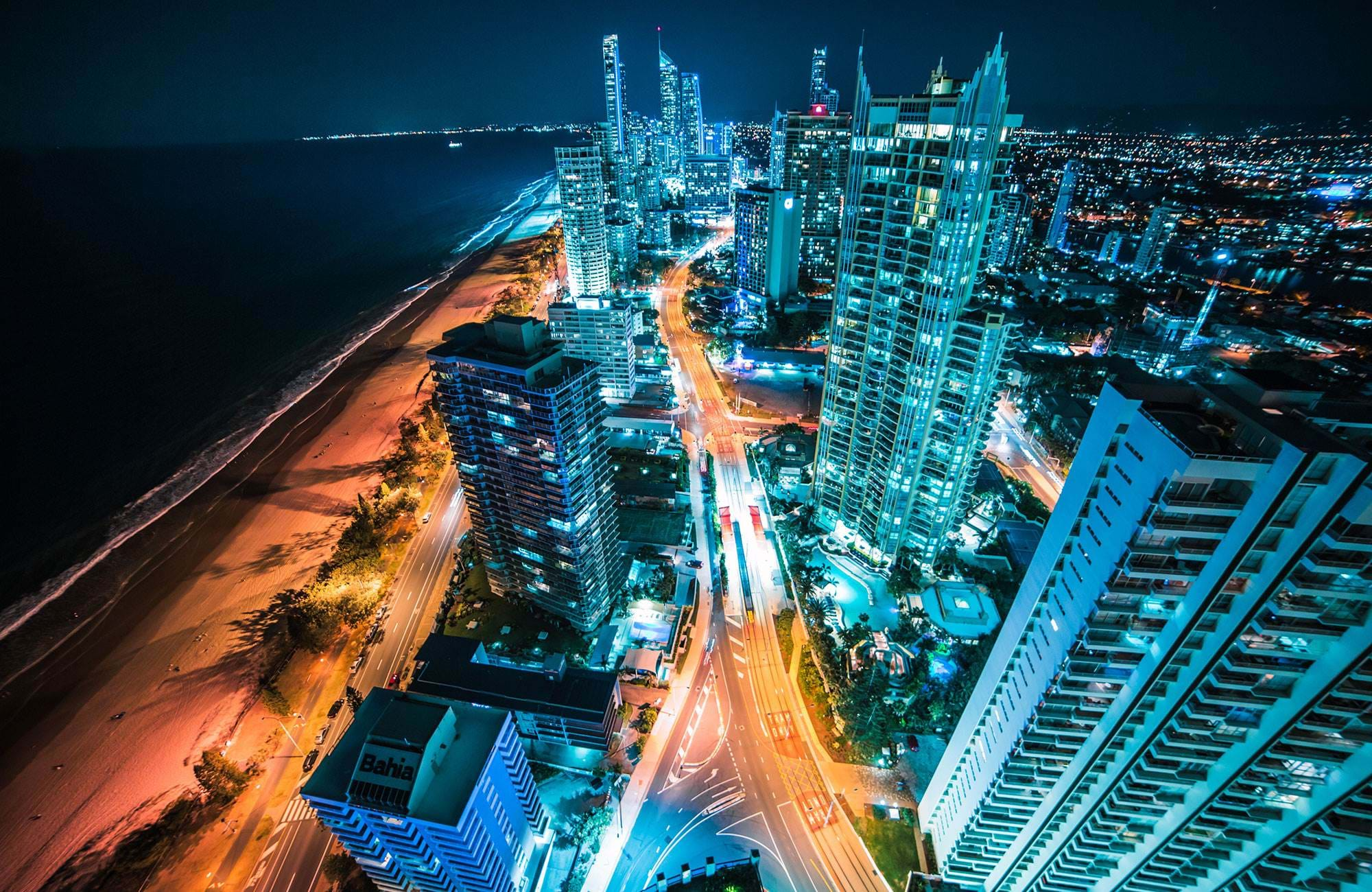 enjoy the nightlife in the gold coast during your studies in gold coast
