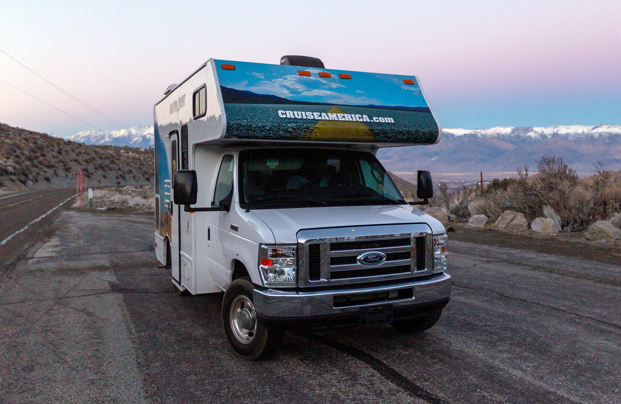 American Motorhome RV Fuel Filter Ford High Pressure