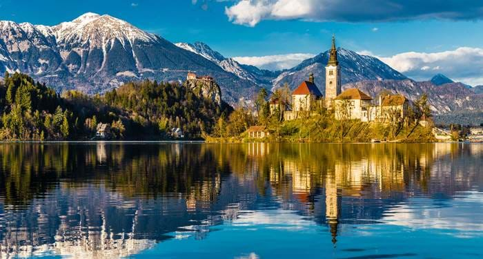 Enjoy Bled on your round trip in Balkan