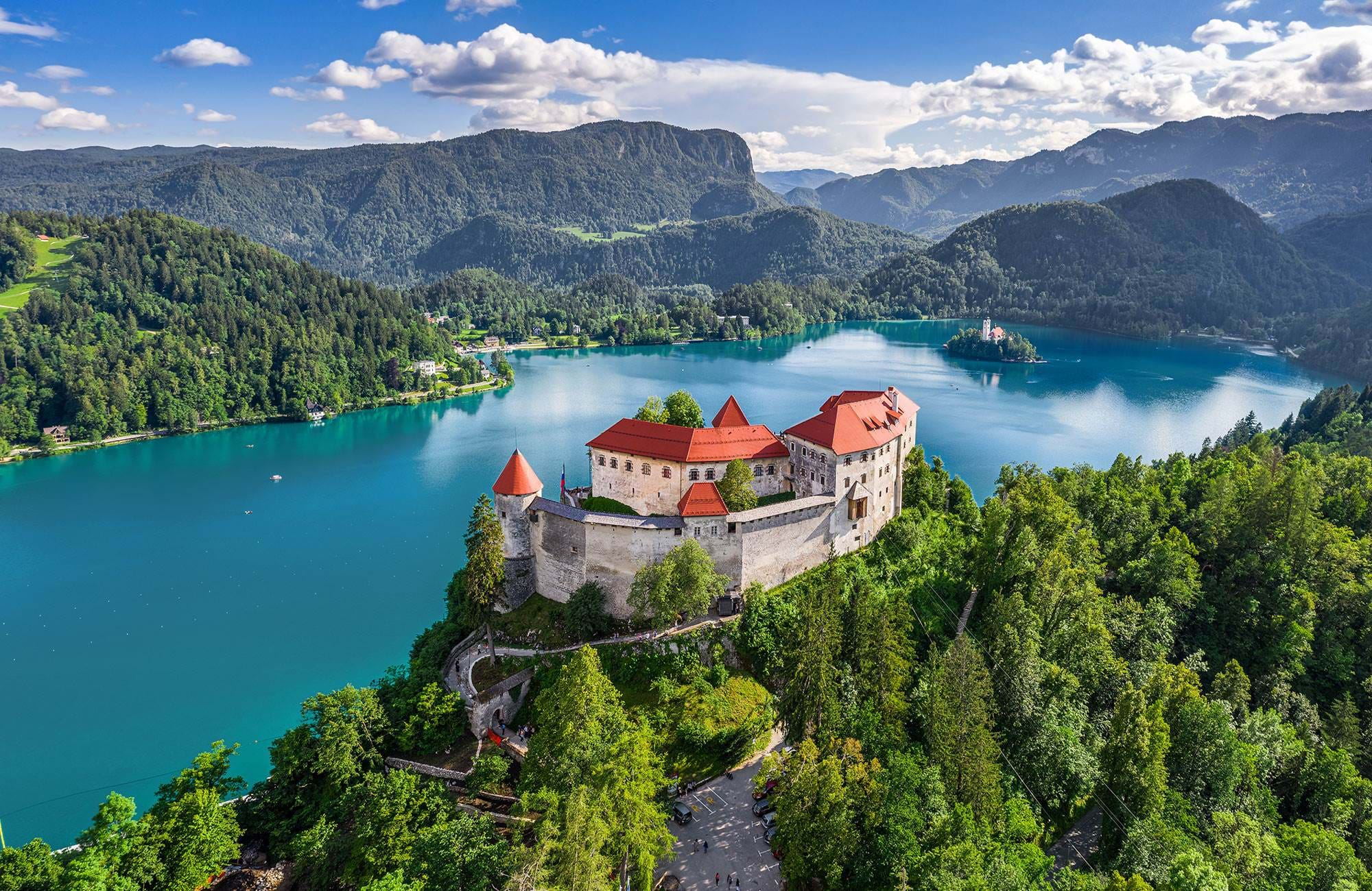 Lake Bled is a spectacular destination
