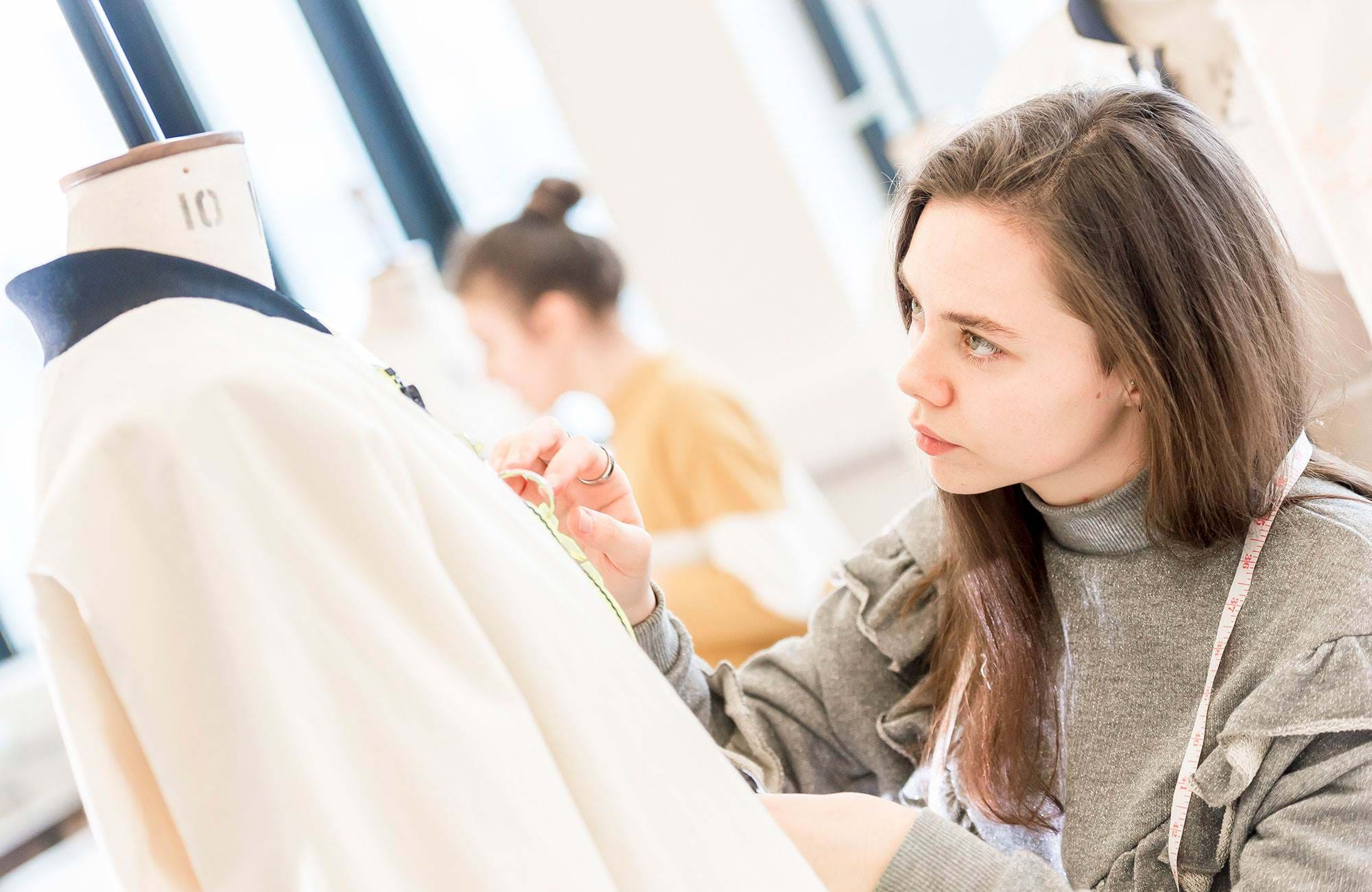 fashion student at coventry university